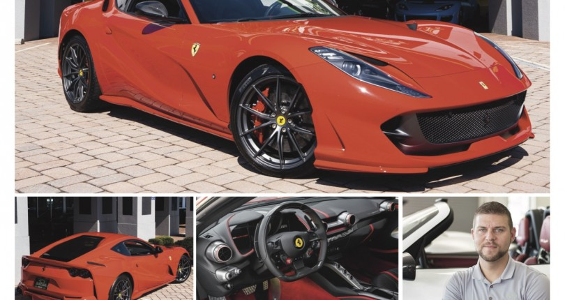 Ferrari Superfast! Featured Car, Naples Motorsports, July – August 2020